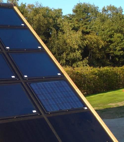 dikmark solar dakbedekking