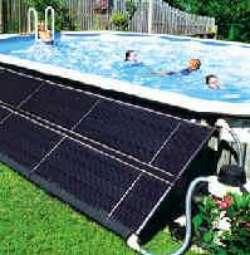 Zonneboiler als zwembadverwarming for Zwembad verwarmen
